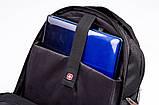 Универсальный Рюкзак Swissgear Men Bag 8810 C Выходом Под USB И AUX, фото 9