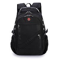 Универсальный Рюкзак Swissgear Men Bag 8810 C Выходом Под USB И AUX, фото 1