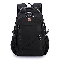 Универсальный Рюкзак Swissgear Men Bag 8810 C Выходом Под USB И AUX