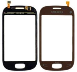 Сенсорный экран (тачскрин) Samsung S5292 Rex 90 Duos brown