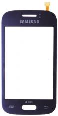 Сенсорный экран (тачскрин) Samsung S6310 Galaxy Young | S6312 blue