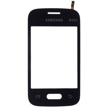 Сенсорный экран (тачскрин) Samsung G110 Galaxy Pocket 2 | G110B | G110F | G110M синий оригинал