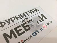 Стеклодержатель Грибок  прозрачный