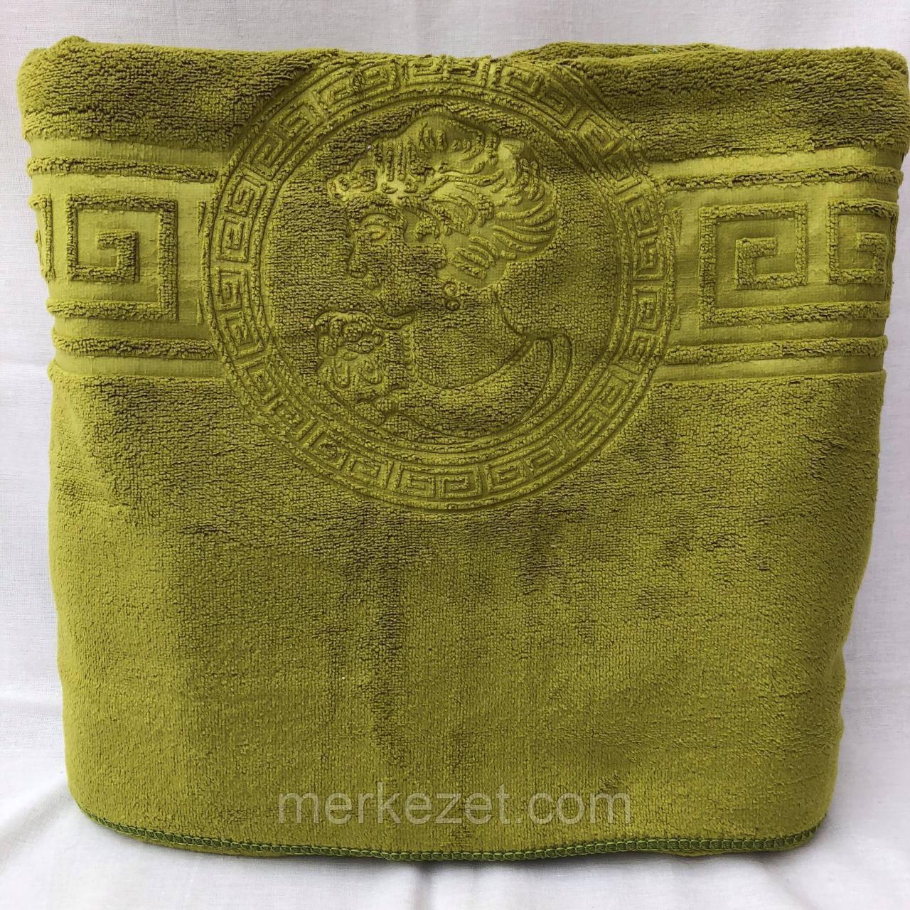 """Банные полотенца микрофибра. Полотенце """"Греция"""". Полотенце банное. Полотенце с микрофибры для ванной"""