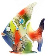 """Статуэтка """"Рыбка красочная"""""""
