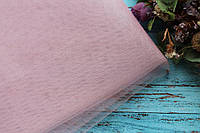Фатин розовый, 100х100см