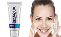 Пенка для умывания анти-акне для проблемной кожи BIOAQUA Pure Skin Anti Acne Cleanser 100 ml, фото 1