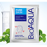 Пенка для умывания анти-акне для проблемной кожи BIOAQUA Pure Skin Anti Acne Cleanser 100 ml, фото 4