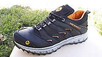 Мужские кроссовки Merrell кожаные