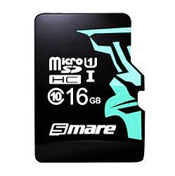 Карта памяти Smare 16GB microSDHC Class 10