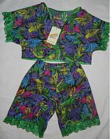 Летний костюм для девочки, 7-8 лет, Киев. Подарок для девочки, фото 1