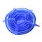 Набор силиконовых крышек из 6 шт., фото 2