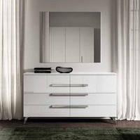 Уникальная Aura Вашей спальни с мебелью Status