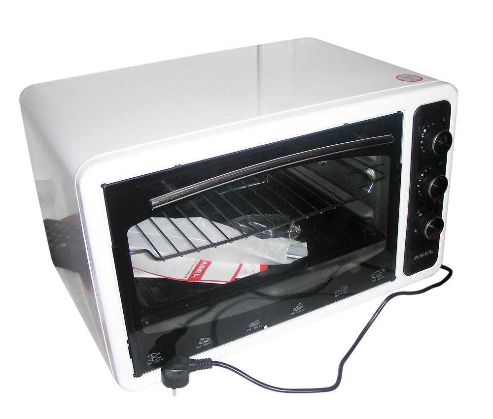 Электрическая духовка ASEL AF-0124 40л гриль