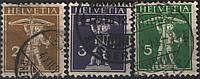 Швейцария 1909 п/с