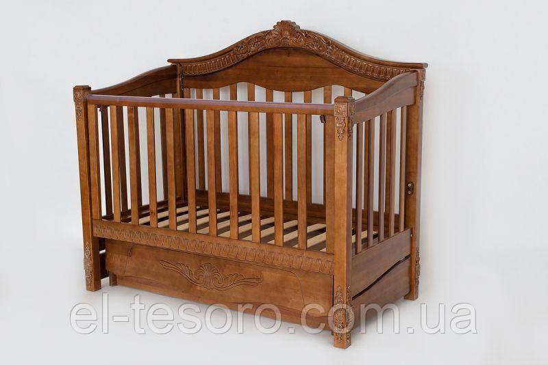 Детская кроватка «VIVA Victoria»