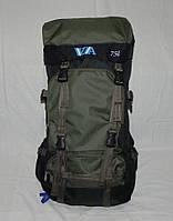 Рюкзак 75 литров оливкойвый, фото 1