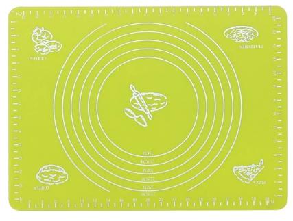 Коврик силиконовый 45х64 см с разметкой