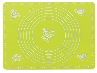 Коврик силиконовый для раскатки и выпечки 45х64 см с разметкой