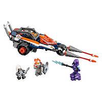 LEGO Nexo Knights Боевой Автомобиль
