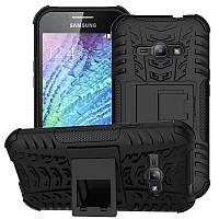 Противоударный чехол (бампер) для Samsung Galaxy J1 Ace J110 J110F J110G J110H J110L J110M