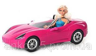 Лялька з машиною DEFA 8228