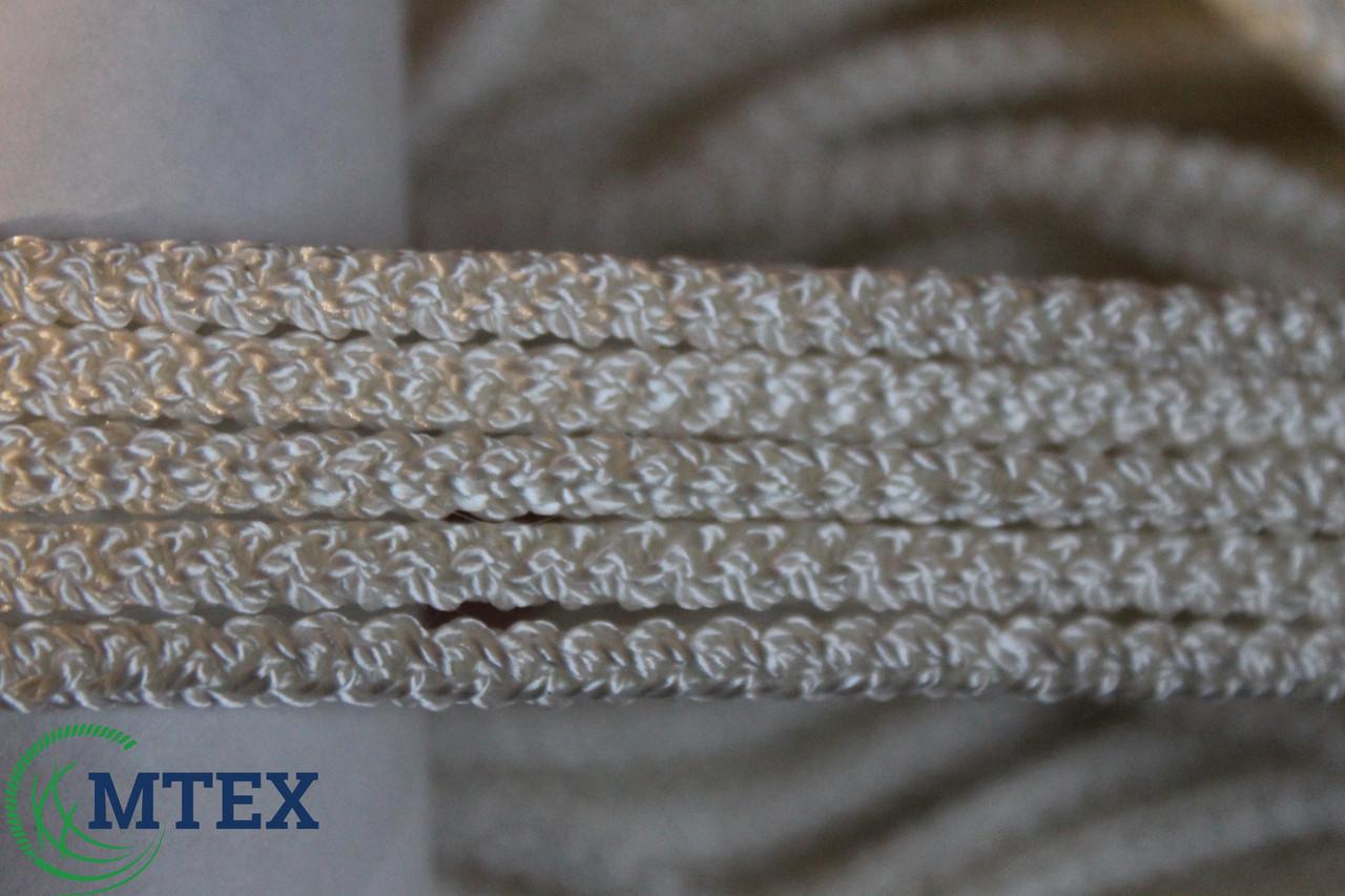 Шнур капроновый вязаный с сердечником Ø4мм. 100м.