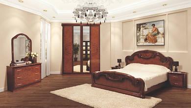 Спальня ОПЕРА 4Д горіх (Світ Меблів)