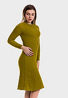 Платье Даро   фисташковый