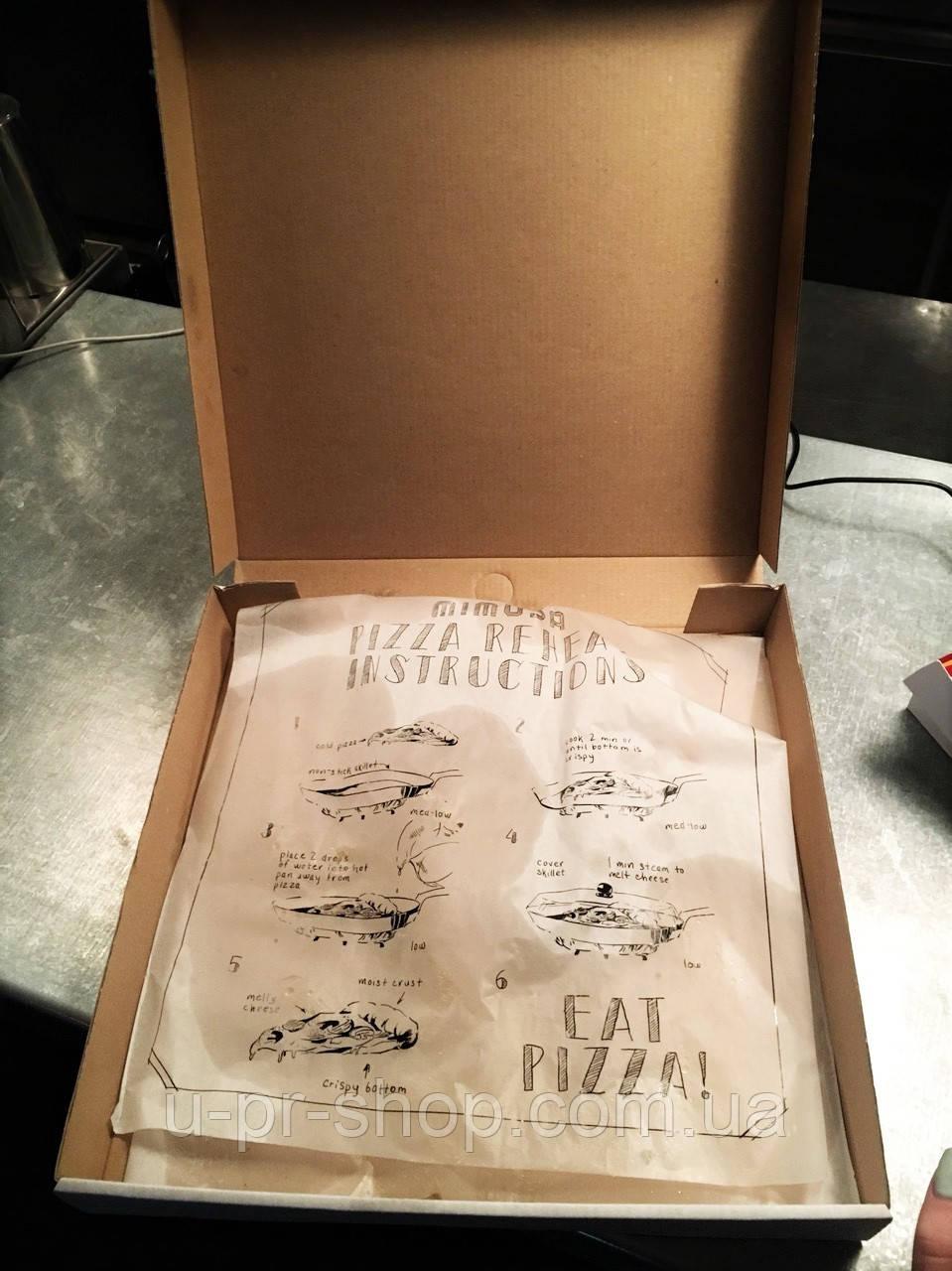 Коробка для піци від 500 шт