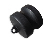 "KAMLOK Тип DP - Адаптер-заглушка 4"" - ПП, CGDP400A/PP"