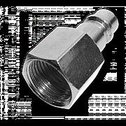 """Адаптер РВ 1/4"""" STAL-CHROM, SE2-2PF/STEEL"""