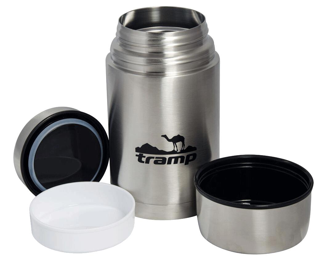 Термос Tramp с широким горлом 1 л (TRC-079)