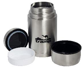Термос Tramp с широким горлом 1 л (TRC-079), фото 2