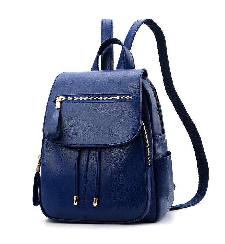 Рюкзак городской женский Ginger blue