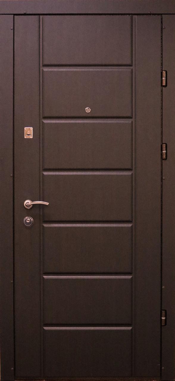 Входные двери Редфорт Канзас венге в квартиру
