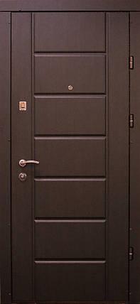 Входные двери Редфорт Канзас венге в квартиру, фото 2