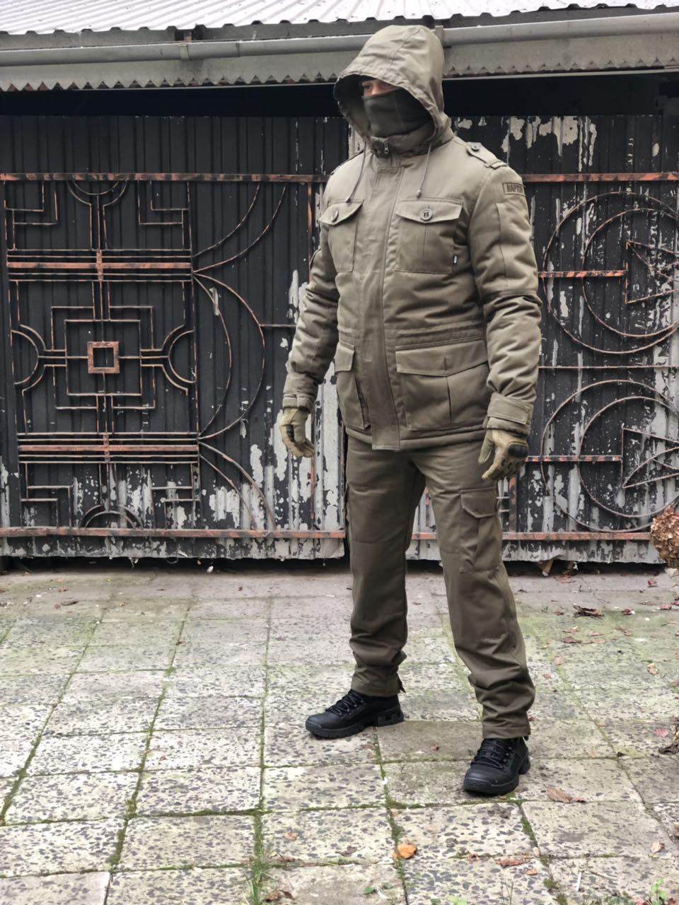 "Костюм зимний ""RAPTOR-2"" (OLIVE)"