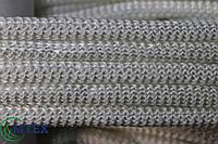 Шнур капроновий в'язаний з сердечником 8мм. 50метров, фото 1