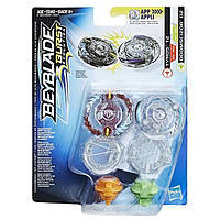 Бейблейд Beyblade Burst Evolution Dual Pack Tyros T2 and Doomscizor D2