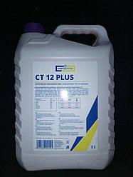 Антифриз (5L) красный CART999 CT12 PLUS