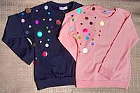 Детский свитер для девочек от 8 до 14 лет.