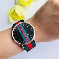 Стильные Наручные Кварцевые Часы в стиле Gucci Гуччи реплика АА класса