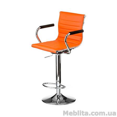 Барный стул Bar orangе platе Special4You, фото 2