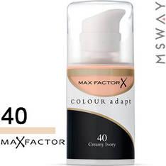 MaxFactor - Тональный крем Colour Adapt Тон 40 creamy ivory 34ml