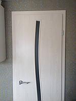 Двери Verto Купава 2.1  цвет Дуб золотистый «Симплекс»
