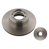 Гальмiвний диск Iveco 35338 (FEBI), фото 2