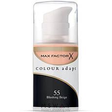 MaxFactor - Тональный крем Colour Adapt Тон 55 blushing beige 34ml, фото 3