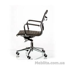 Кресло офисное Solano 5 artleather black Special4You, фото 3
