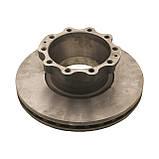 Гальмiвний диск MAN 35344 (FEBI), фото 2